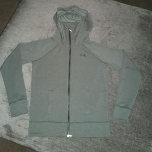 Under Armour Cold Gear Zip Up Hoodie Size S